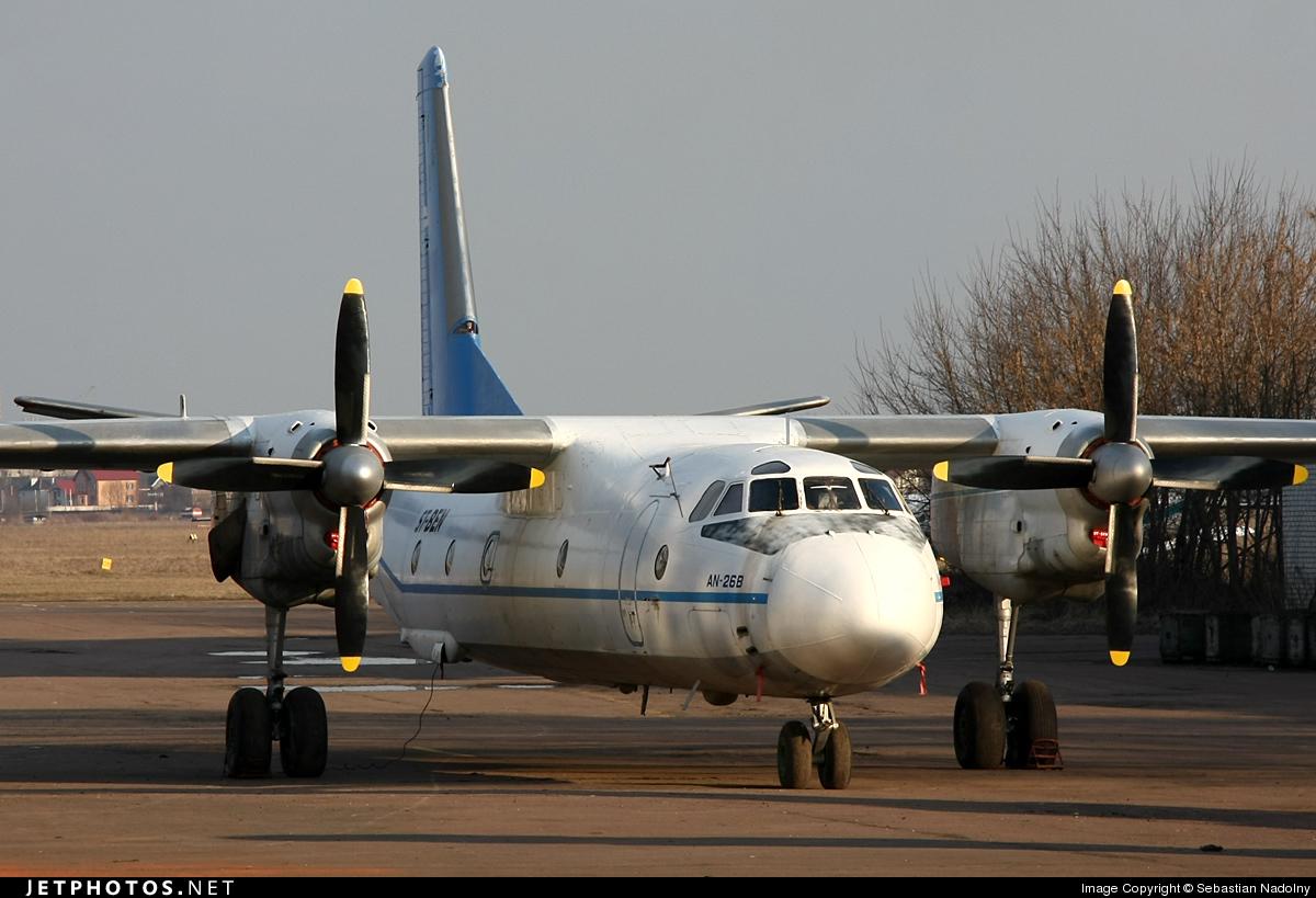 ST-BEN - Antonov An-26B - Unknown