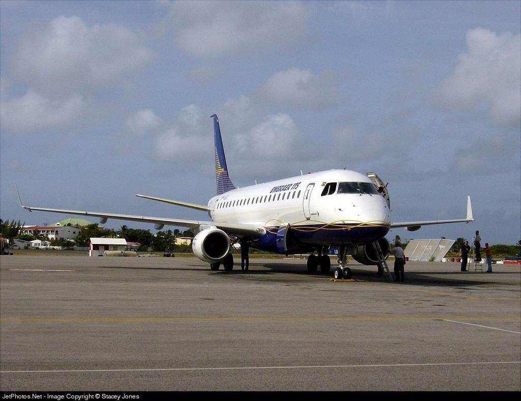 PP-XJD - Embraer 170-200SU - Embraer
