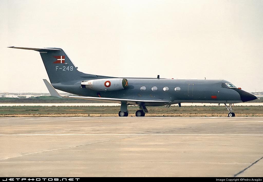 F-249 - Gulfstream G-III - Denmark - Air Force