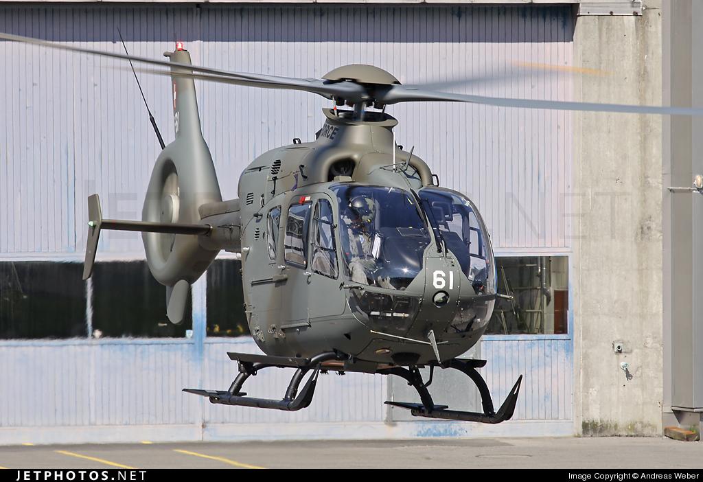 T-361 - Eurocopter EC 635P2+ - Switzerland - Air Force
