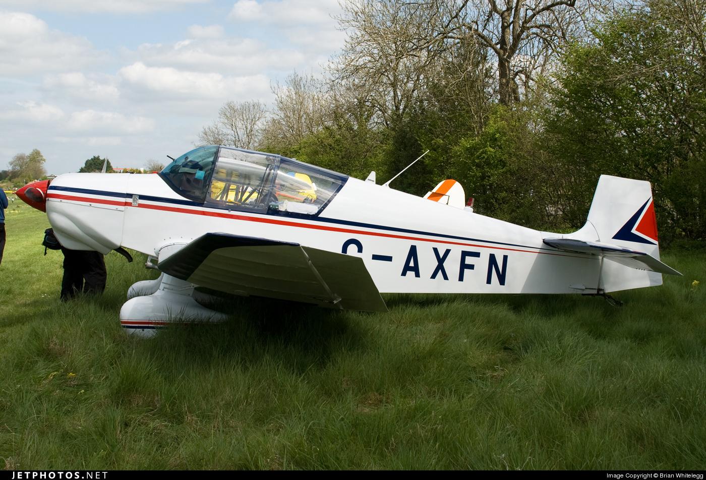 G-AXFN - Jodel D119 - Private