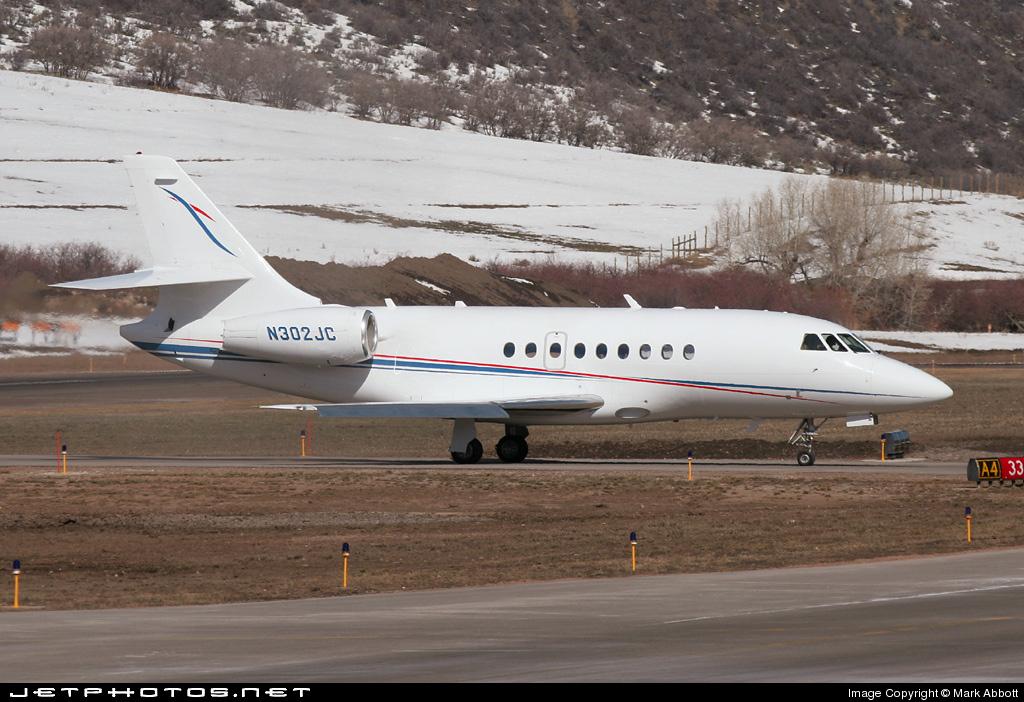 N302JC - Dassault Falcon 2000 - Private