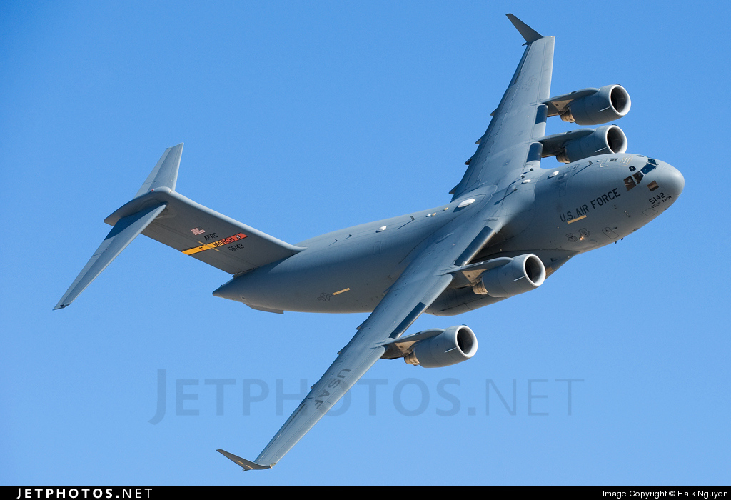 05-5142 - Boeing C-17A Globemaster III - United States - US Air Force (USAF)