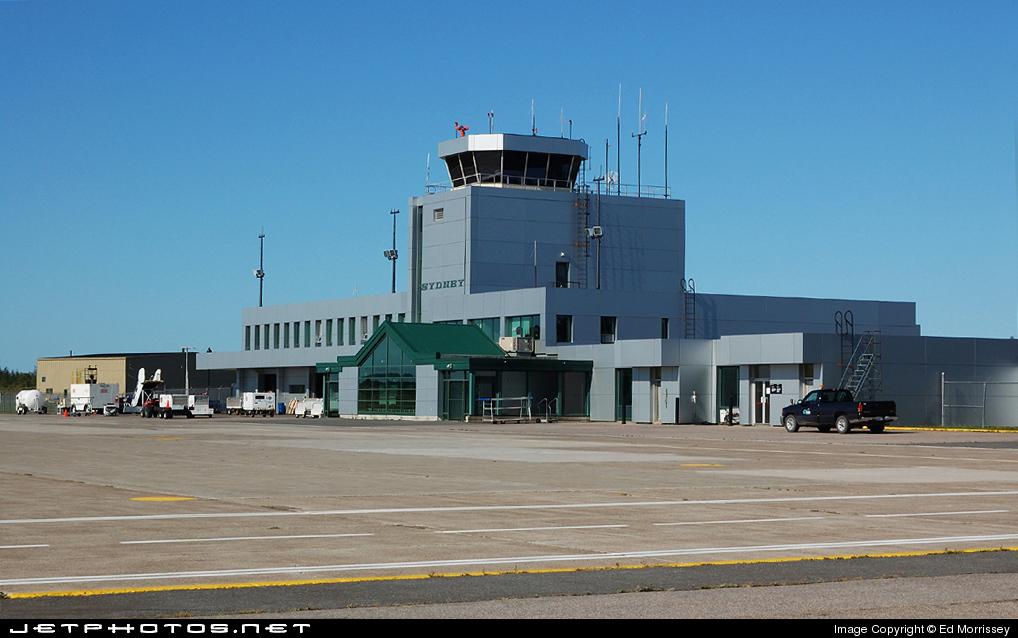 CYQY - Airport - Terminal