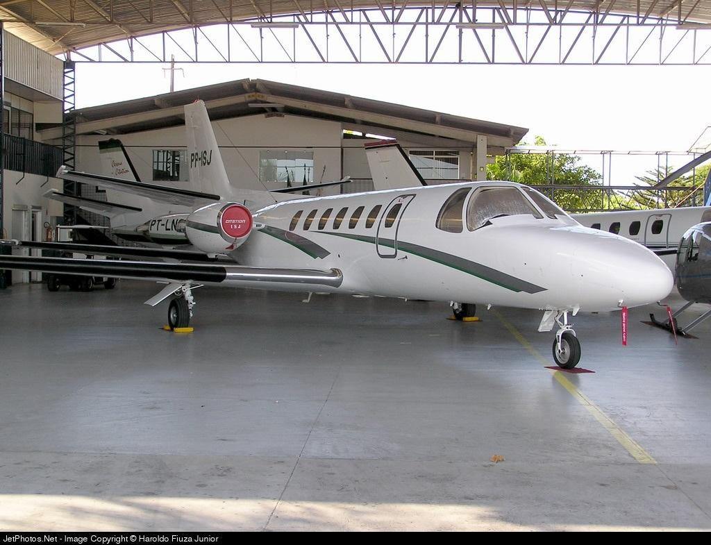 PP-ISJ - Cessna 560XL Citation Excel - TAF Linhas Aéreas
