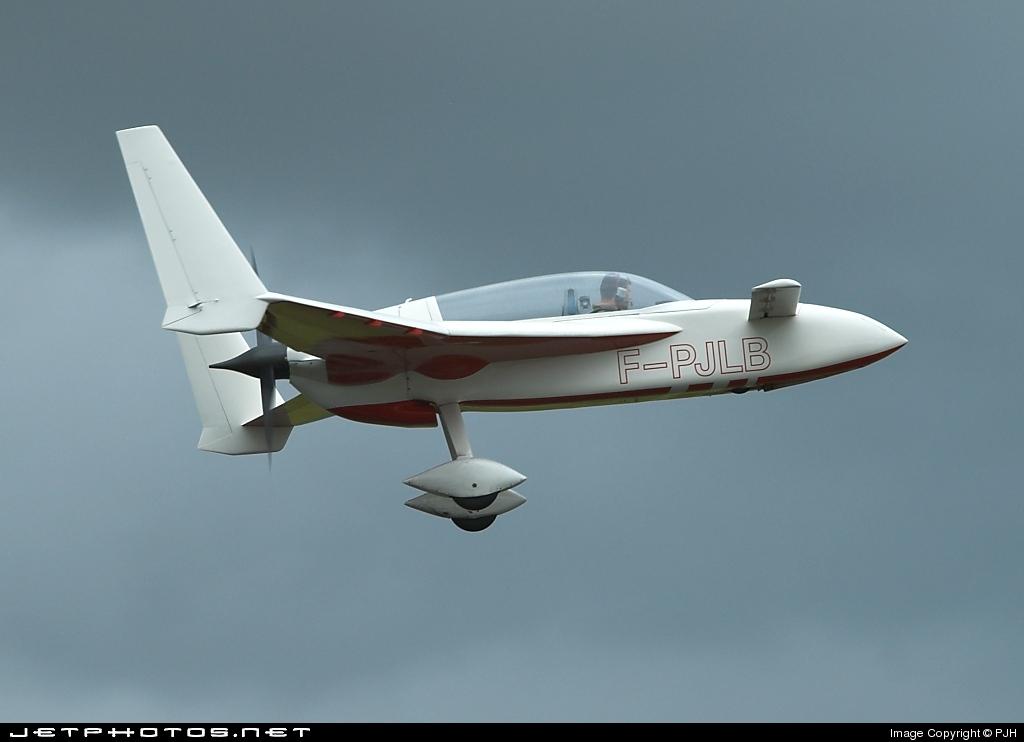 F-PJLB - Rutan LongEZ - Patrouille Reva