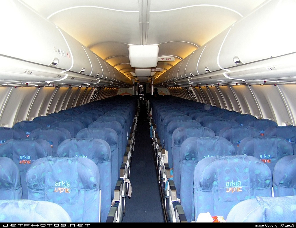 4x baw boeing 757 3e7 arkia israeli airlines erezs for Interieur boeing 757