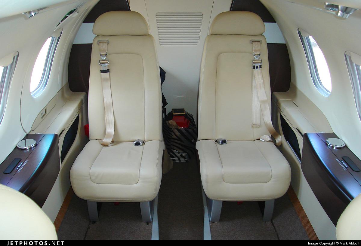 N458LM - Embraer 500 Phenom 100 - Embraer