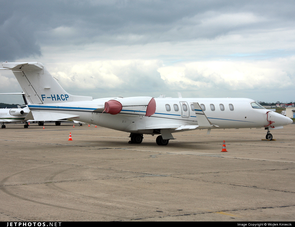F-HACP - Bombardier Learjet 45 - Aéro Services Executive