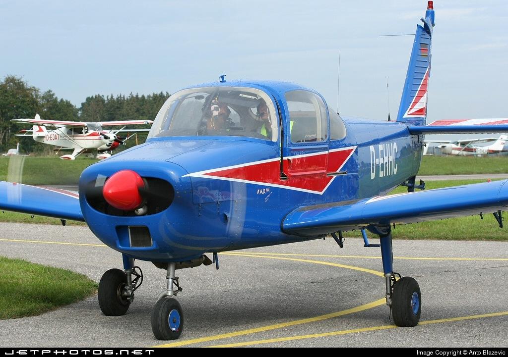 D-EHHC - Fuji FA-200-160 Aero Subaru - Untitled