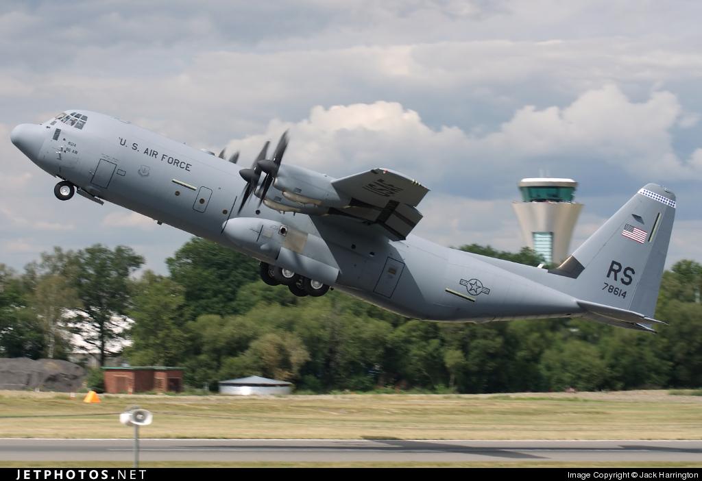 07-8614 - Lockheed Martin C-130J-30 Hercules - United States - US Air Force (USAF)