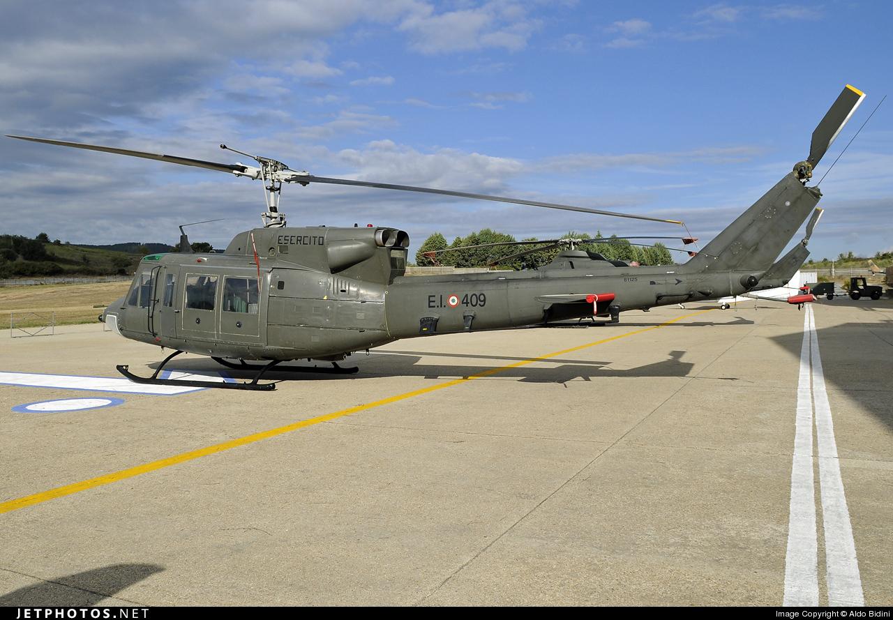 MM81125 - Agusta-Bell AB-212AM - Italy - Army