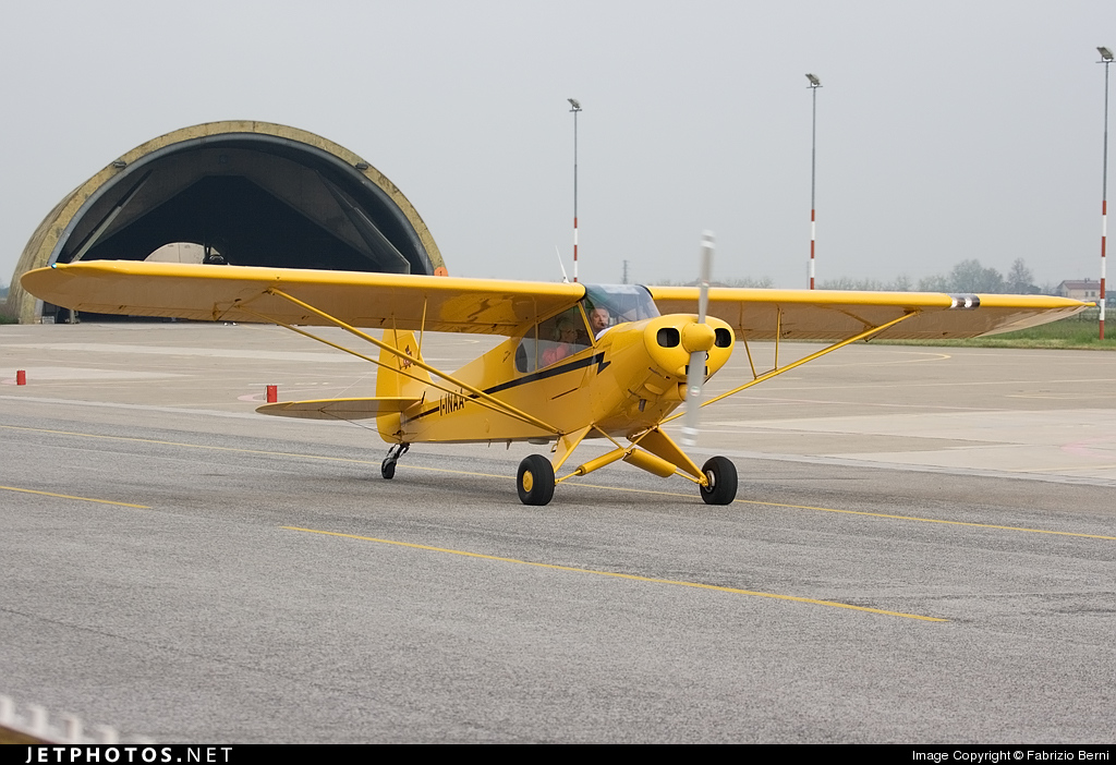 I-INAA - Piper PA-18-150 Super Cub - Private