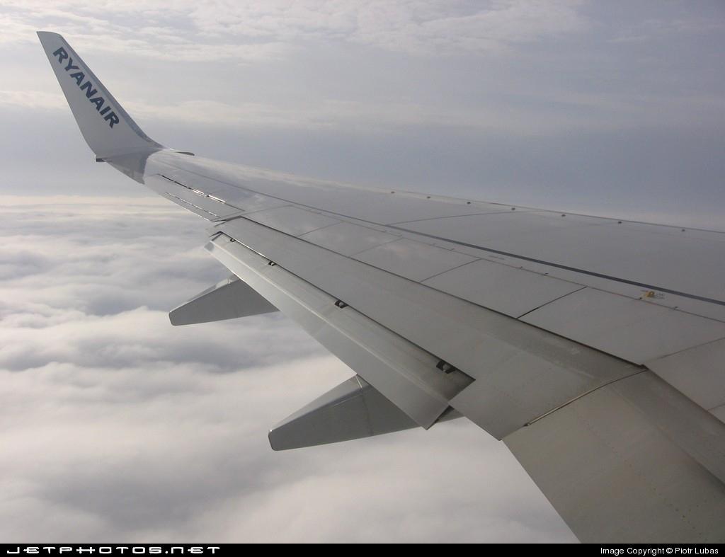 EI-DYI - Boeing 737-8AS - Ryanair