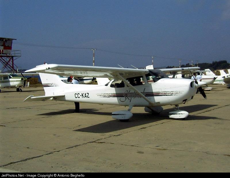 CC-KAZ - Cessna 172R Skyhawk II - Aero Club de Los Andes