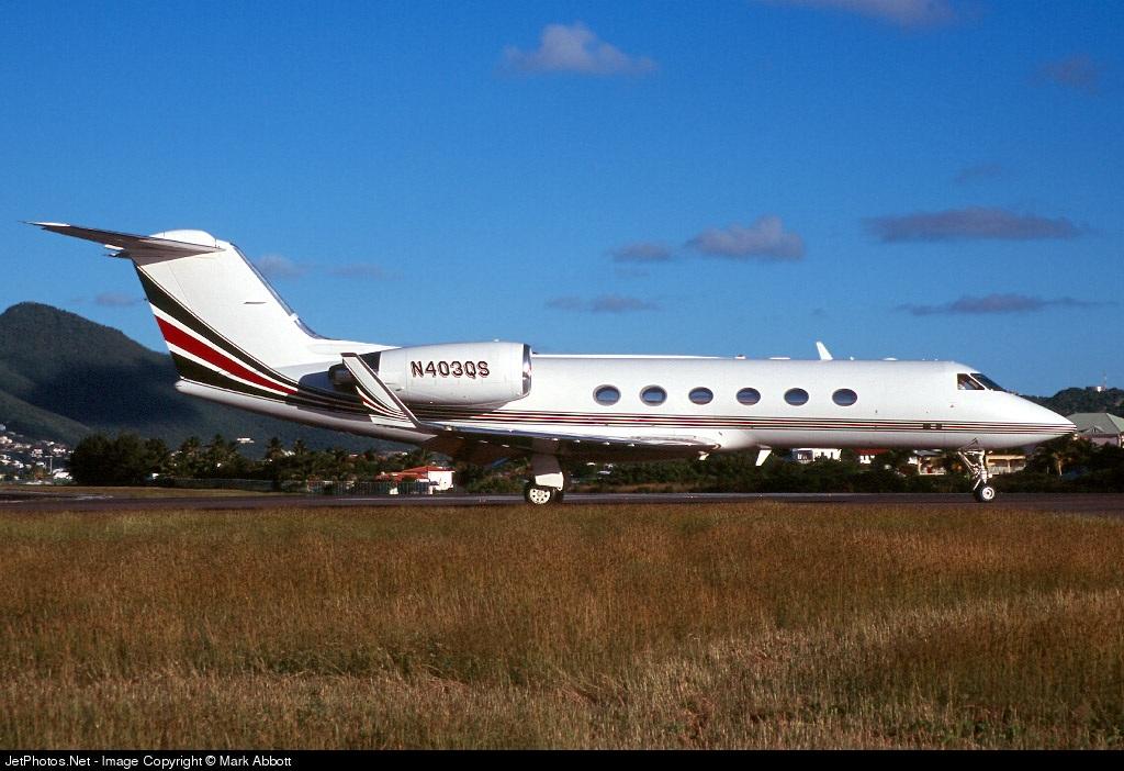 N403QS - Gulfstream G-IV(SP) - NetJets Aviation