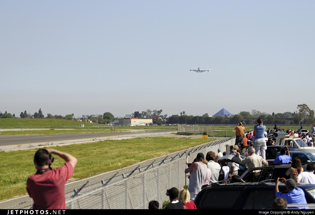 KLGB - Airport - Spotting Location
