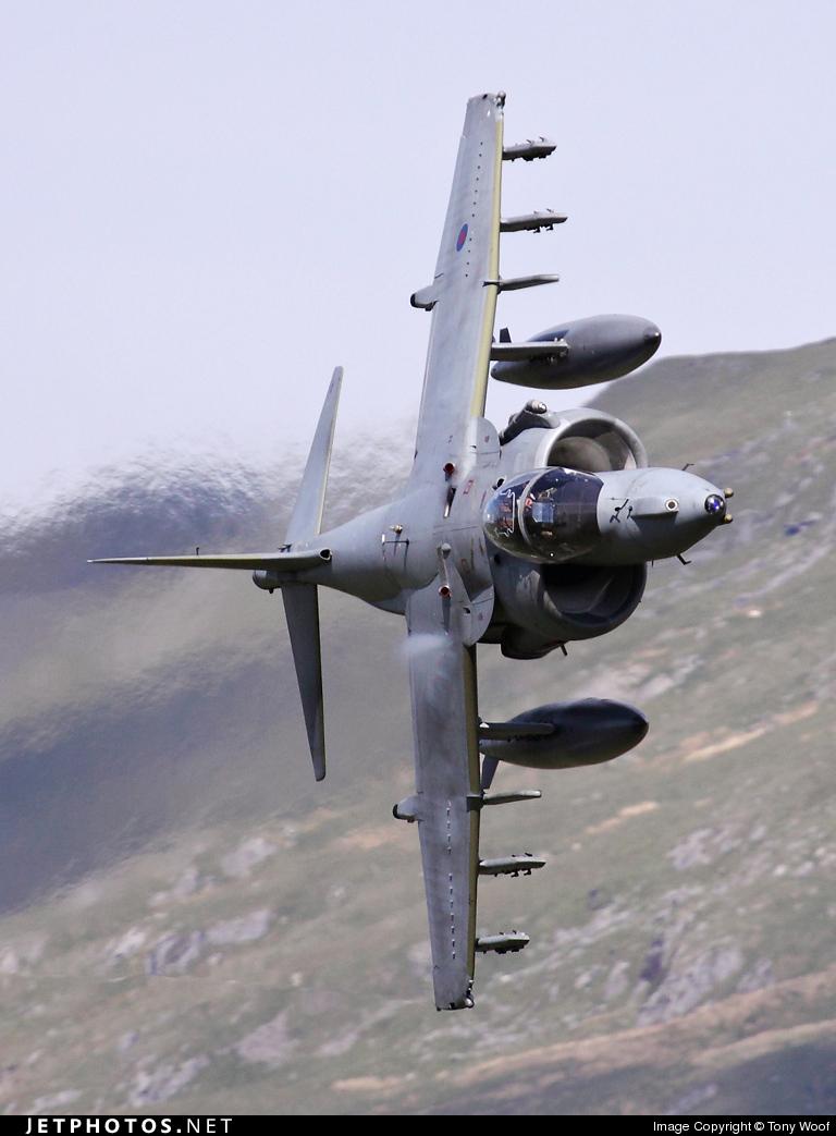 ZD438 - British Aerospace Harrier GR.9 - United Kingdom - Royal Air Force (RAF)