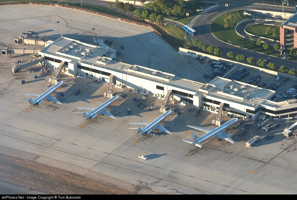 KSJC - Airport - Terminal