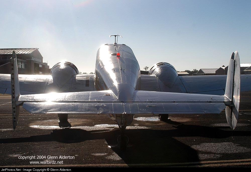 N3781B - Beechcraft D18 - Private