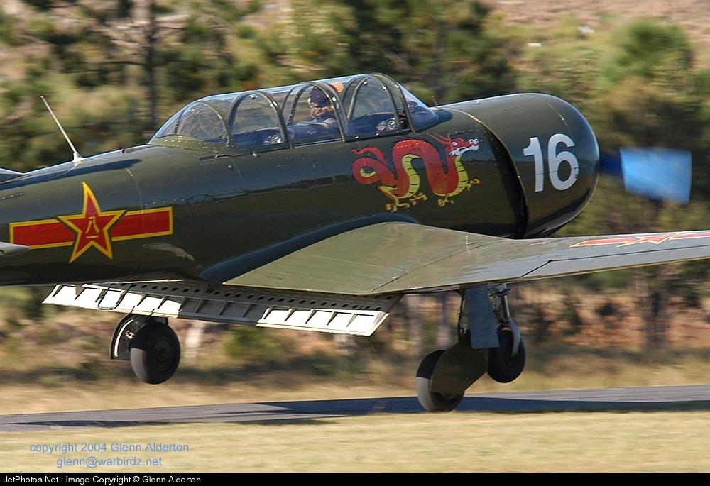 VH-XXB - Nanchang CJ-6A - Private