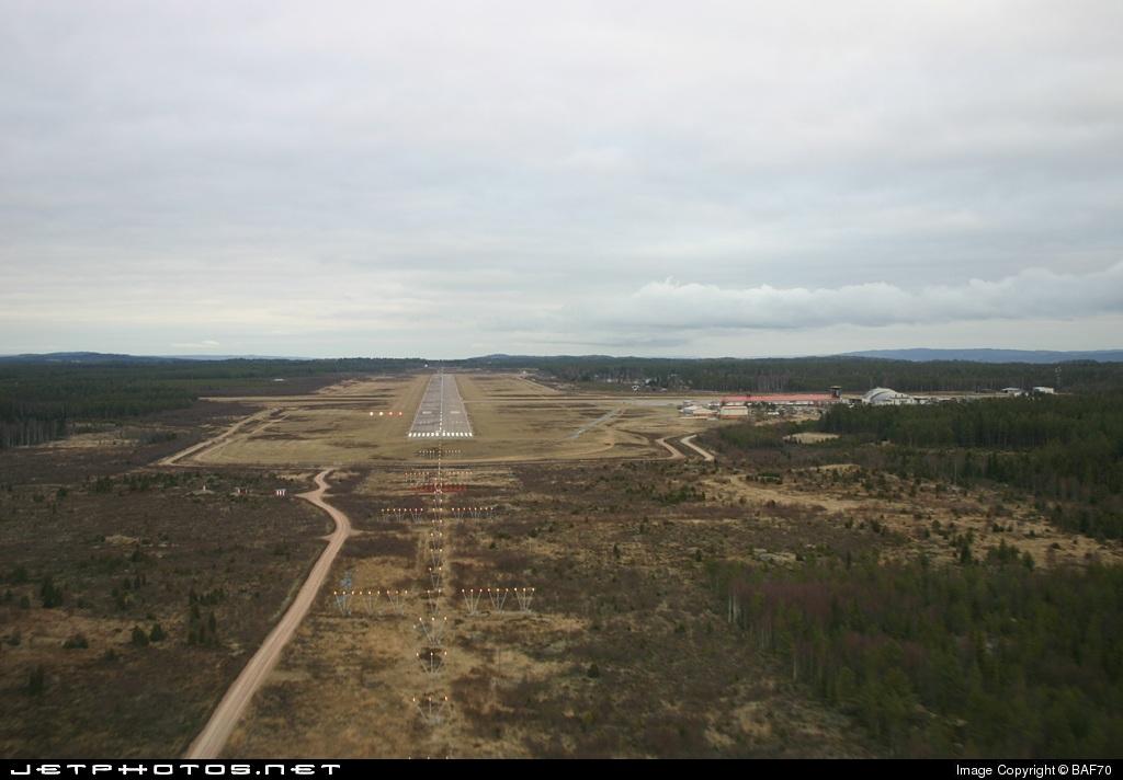 ESGJ - Airport - Runway