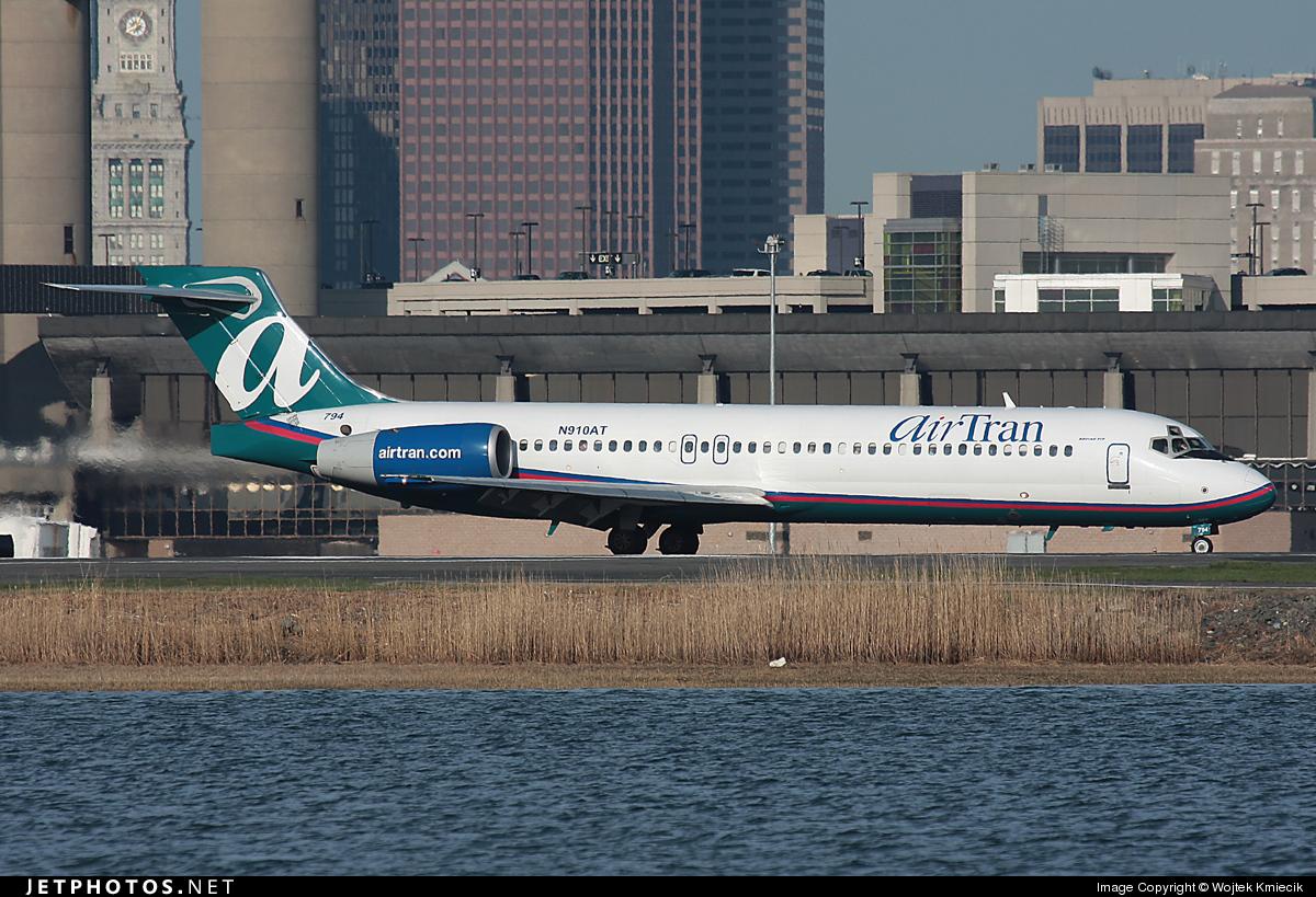 N910AT - Boeing 717-231 - airTran Airways