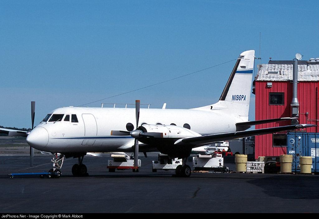 N196PA - Grumman G-159 Gulfstream G-I - Phoenix Air