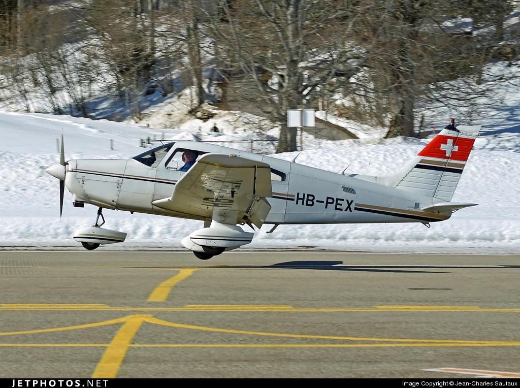 HB-PEX - Piper PA-28-161 Warrior II - Motorfluggruppe Zürich