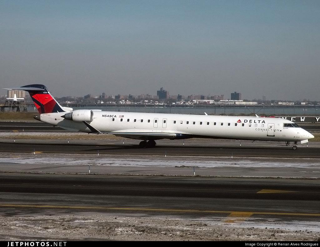 N548CA - Bombardier CRJ-900ER - Delta Connection (Comair)