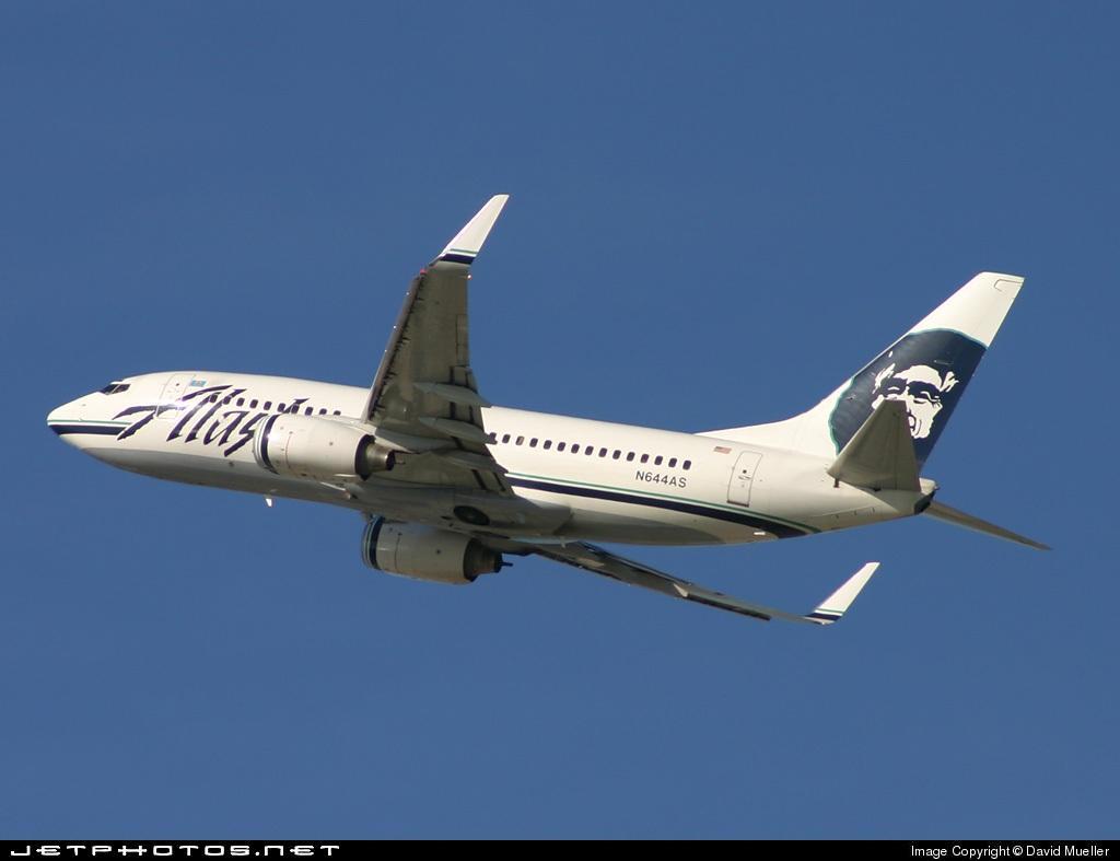 N644AS - Boeing 737-790 - Alaska Airlines