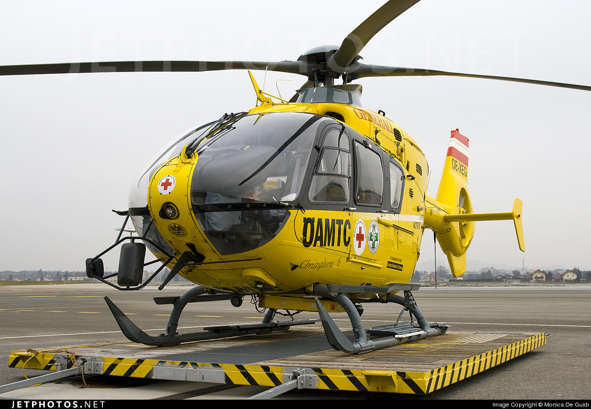 OE-XEG - Eurocopter EC 135T1 - Christophorus Flugrettungsverein (ÖAMTC)