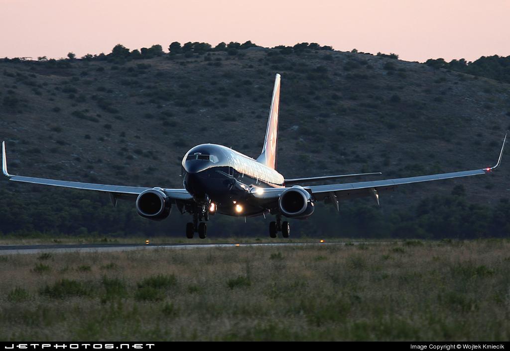 OM-NGM - Boeing 737-76N - SkyEurope Airlines