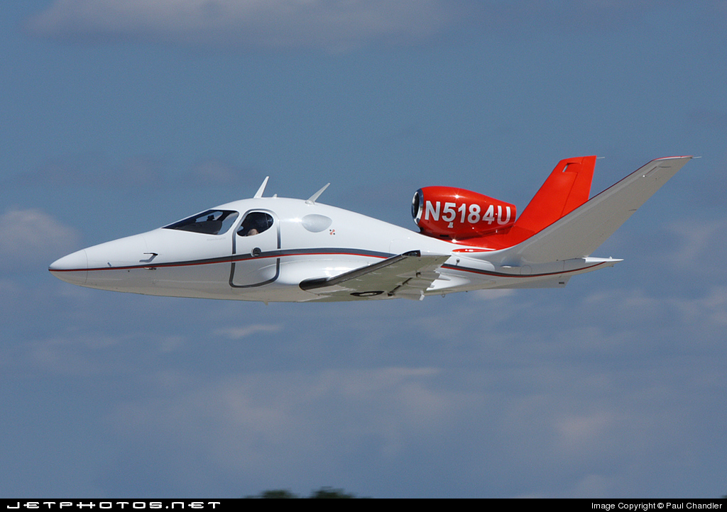 N5184U | Eclipse Concept Jet | Eclipse Aviation | Paul ... Eclipse Jet