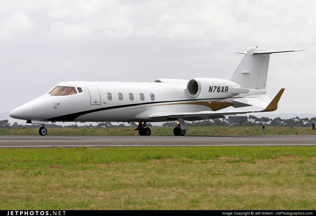 N76XR - Bombardier Learjet 60XR - Global Flight