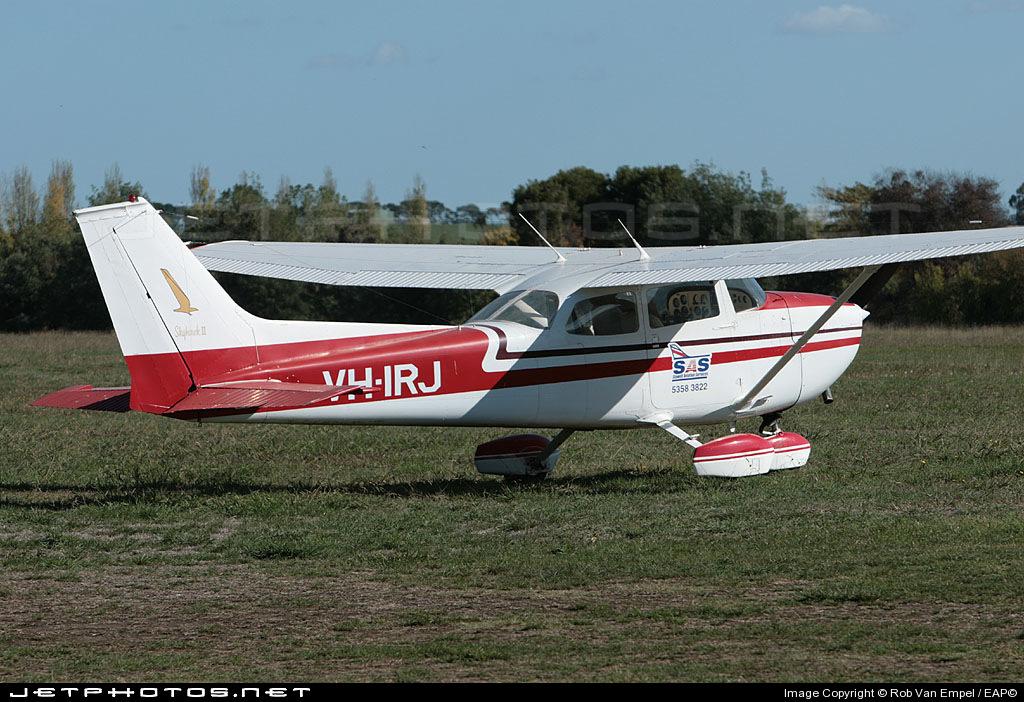 VH-IRJ - Cessna 172M Skyhawk - Stawell Aviation Services
