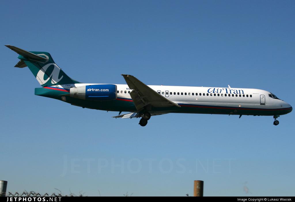 N930AT - Boeing 717-231 - airTran Airways
