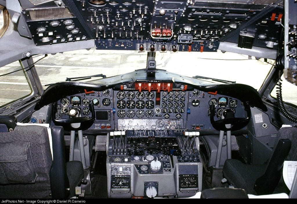 PP-VJL - Lockheed L-188A Electra - Varig