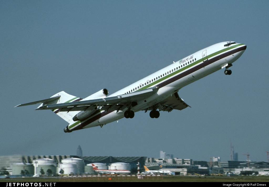 N803MA - Boeing 727-225(Adv) - Miami Air International