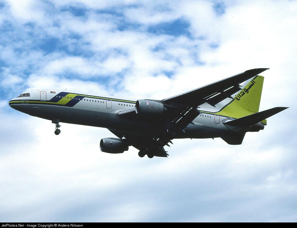 JY-AGH - Lockheed L-1011-500 Tristar - Sudan Airways