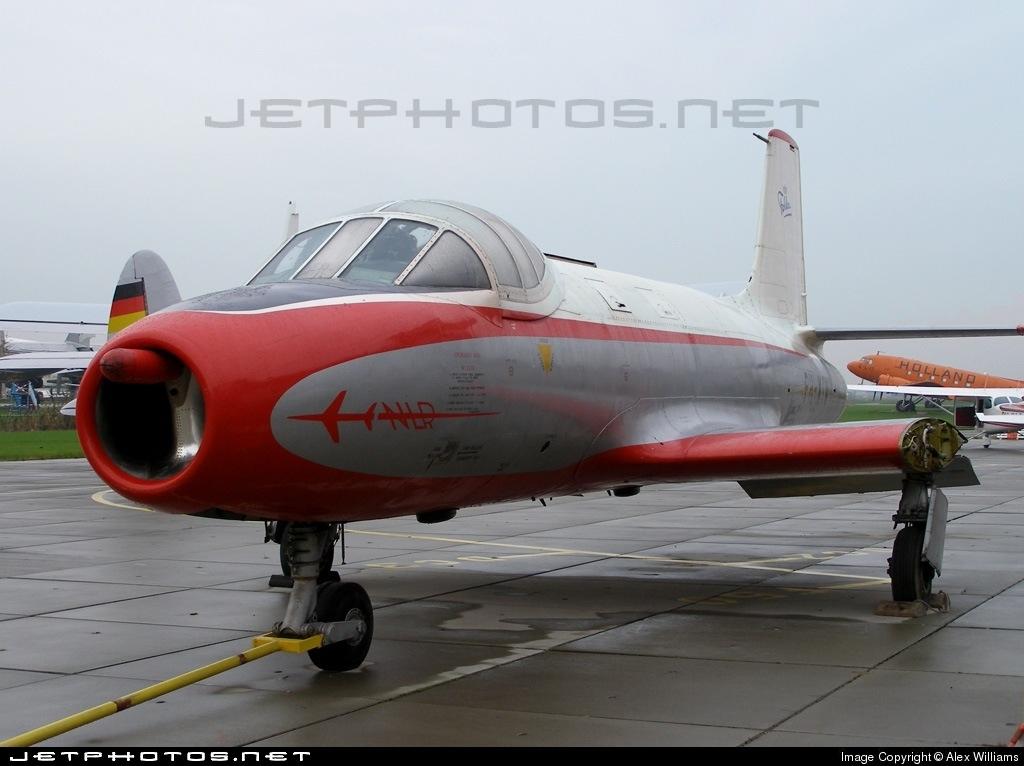 PH-XIV | Fokker S.14 Machtrain...