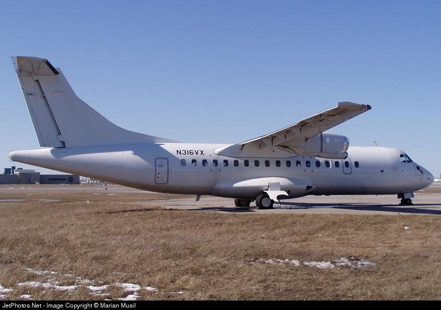 N316VX - ATR 42-500 - Untitled