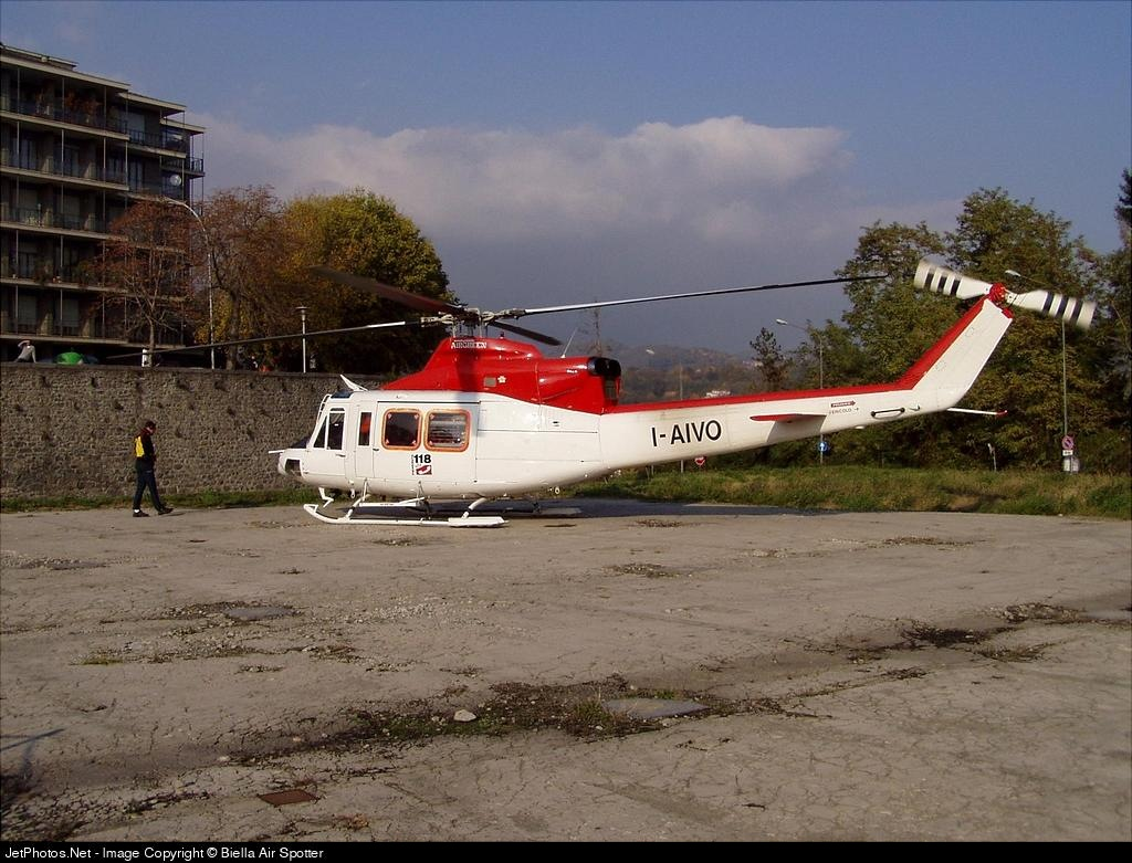 I-AIVO - Bell 412 - Private
