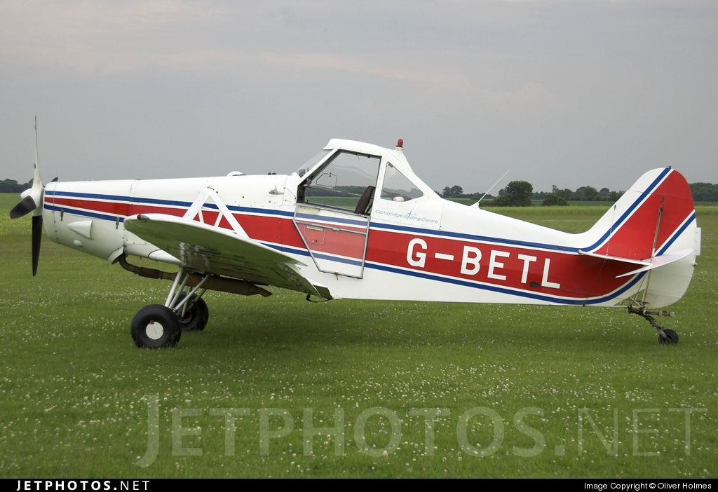 G-BETL - Piper PA-25-235 Pawnee D - Private