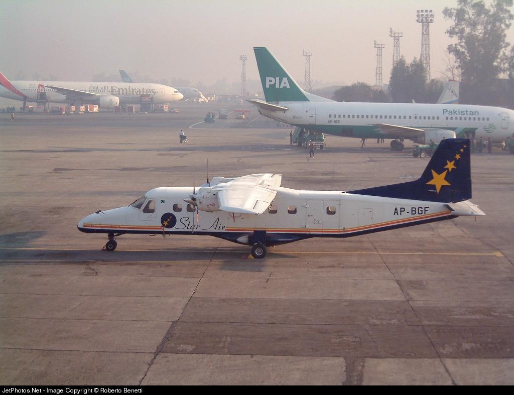 AP-BGF - Dornier Do-228-201 - Star Air