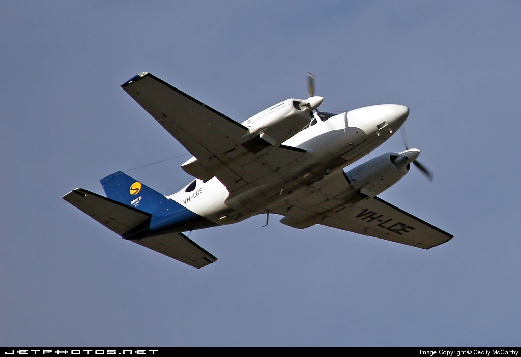 VH-LCE - Piper PA-31-350 Chieftain - Sharp Airlines