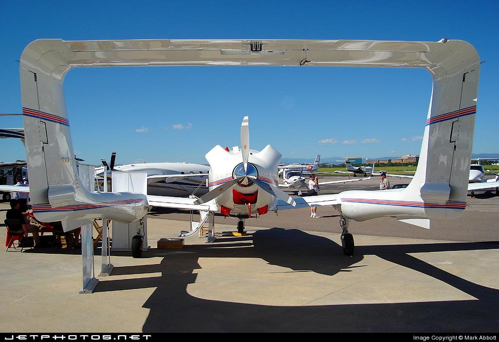 N896MH - Adam A500 - Adam Aircraft Industries