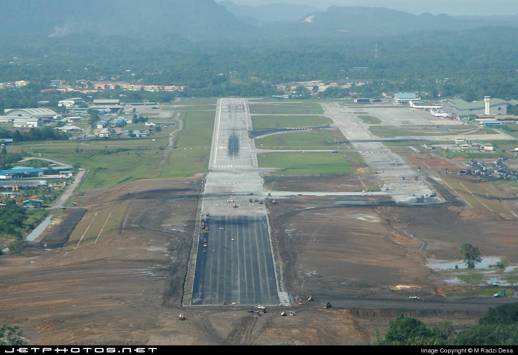 WBGG - Airport - Runway