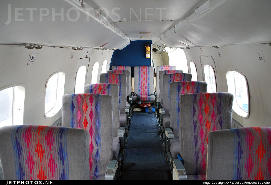 PJ-VIA - Embraer EMB-110 Bandeirante - Insel Air