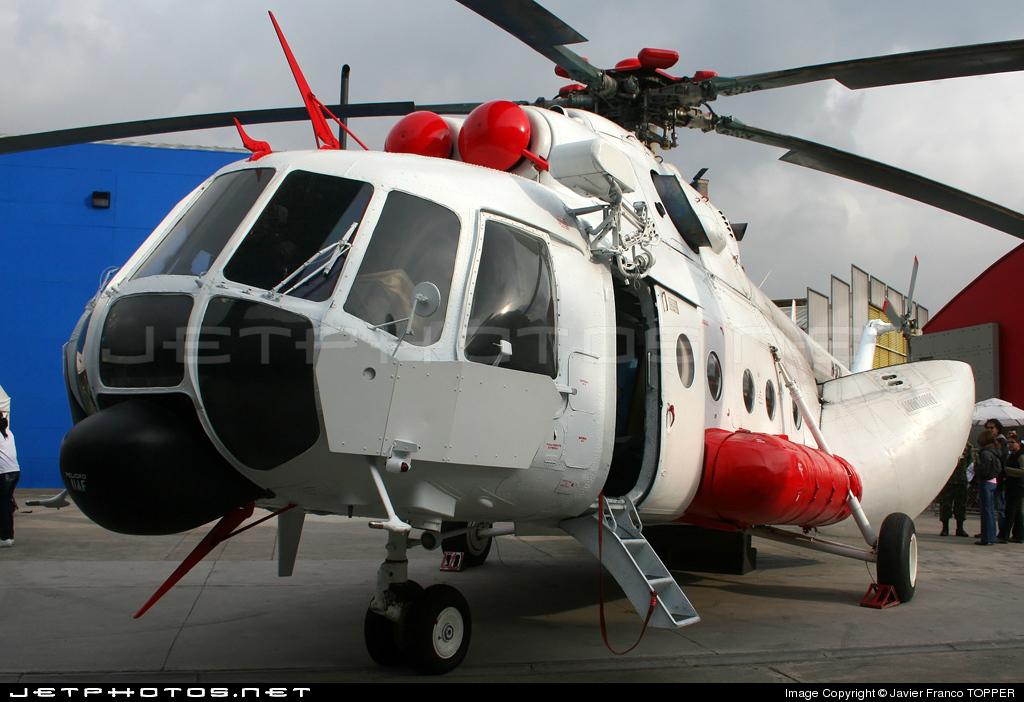 EJC-375 - Mil Mi-17 Hip - Colombia - Army